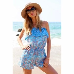 Zoe and Rose x Band of Gypsies romper